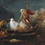 Josè Benliure Gil, La barca di Caronte, 1896